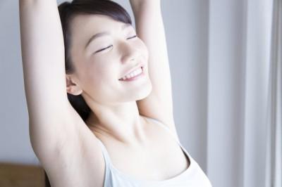 身体の疲れがすっきりするアロマリンパマッサージ