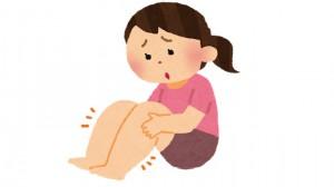 妊娠中の足の甲のむくみケア