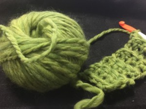 編み物で肩こり